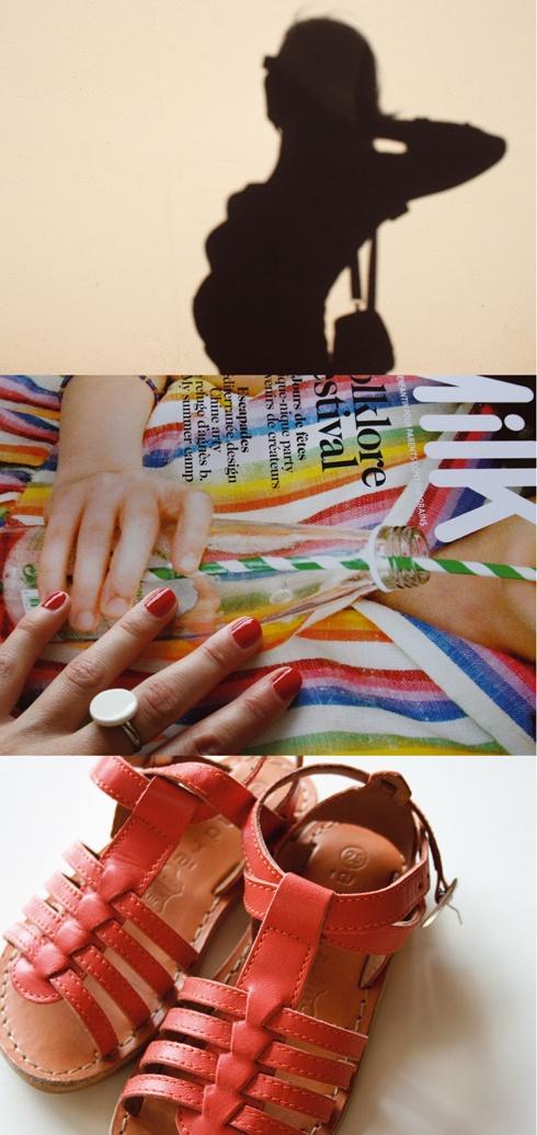 les couleurs du jour
