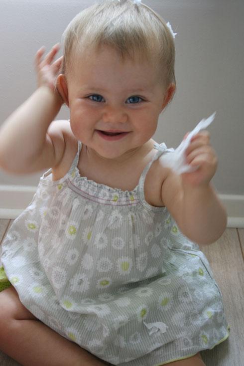 11 mois de sourires !