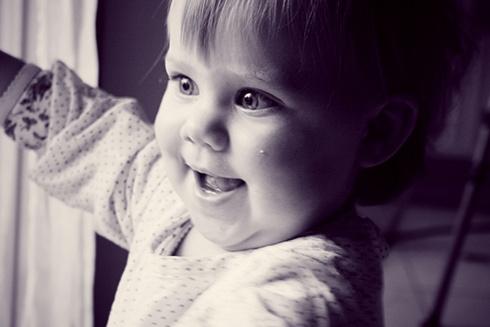 Coline, 14 mois ♥