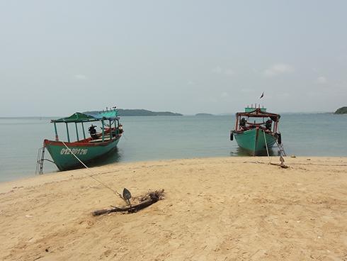 Cambodge * Bambou Island