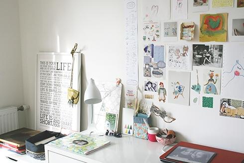 Bureau d'inspiration