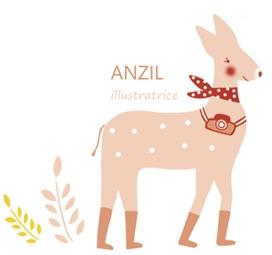 Anzil, Artiste Illustratrice - Anzil, Artiste Illustratrice