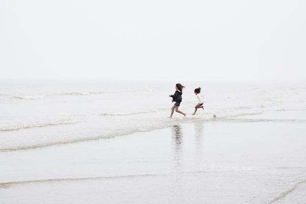summer 2017 ° Saint-Aubin-sur-Mer dans la brume