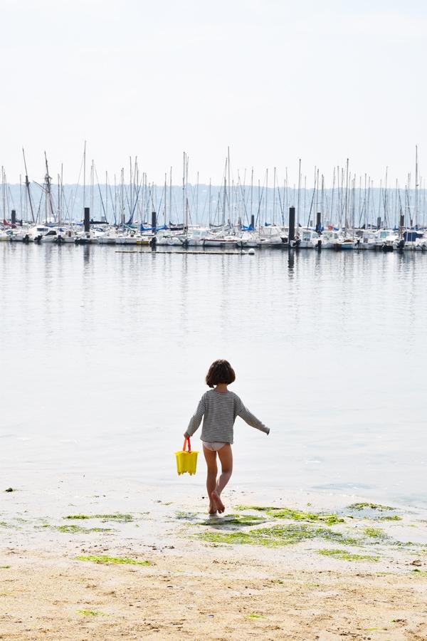 Brest côté plage
