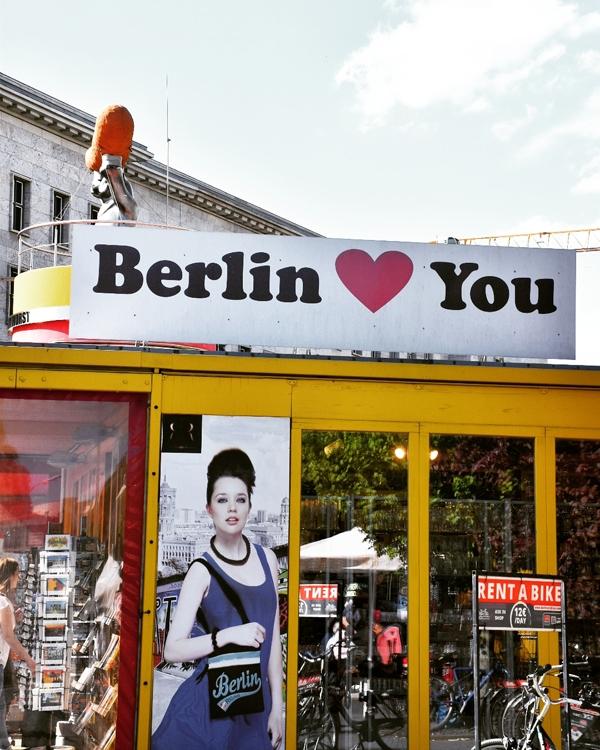 Berlin / jour 1 / avril 2018