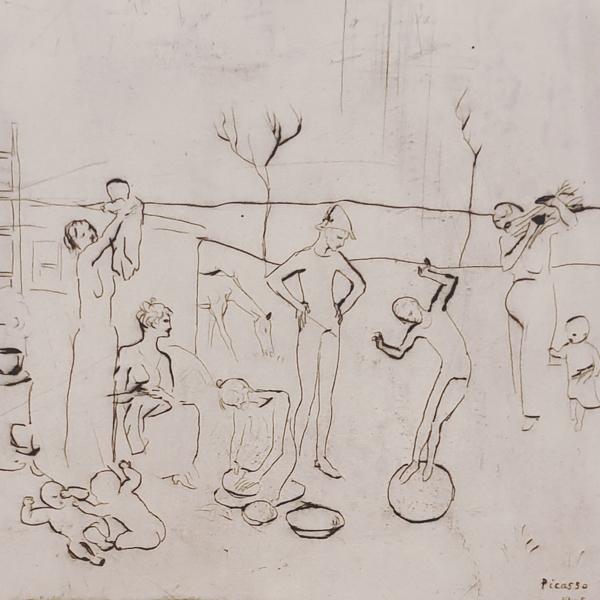 Picasso au musée d'Orsay