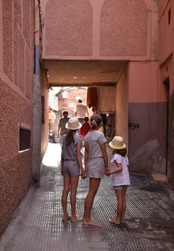 Marrakech jour 2 ° jardin secret et Palais Bahia