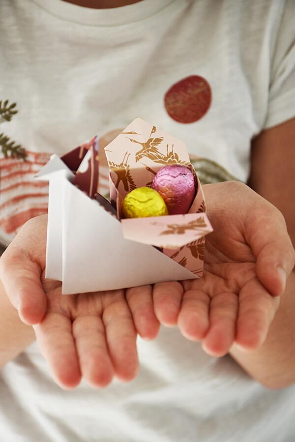 origami et états d'âme