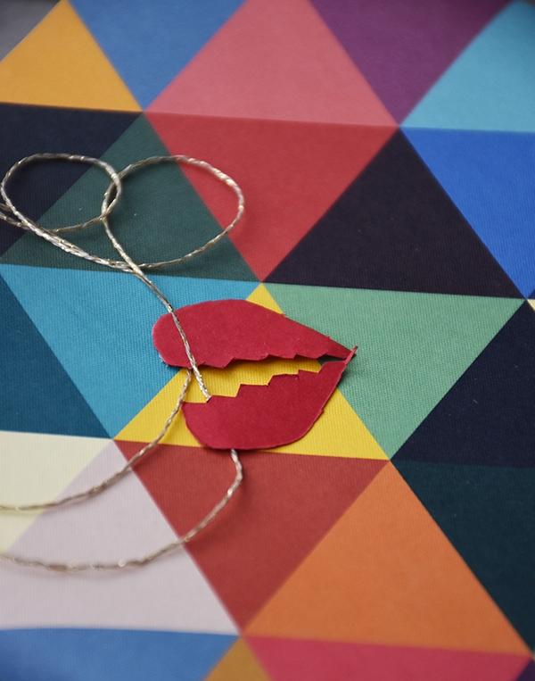 le collier de l'amitié